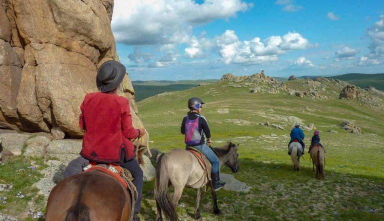 Saraa's Horse Trek Mongolia | 13. Jahrhundert / Familien-Trek | 07. Juli – 12. Juli 2020