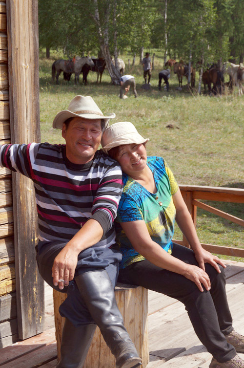 Saraa's Horse Trek Mongolia | Horse Trekking in Mongolia